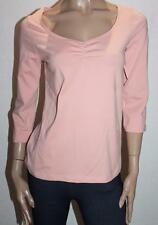 CROSSROADS Brand Pink 3/4 Sleeve Pullover Top Size M BNWT #SZ73
