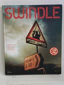 SWINDLE Magazine No.2 (Hardcover, 2004)