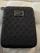 Marc by Marc Jacobs brown Neoprene  Cover/ Tablet Case / ipad Sleeve.