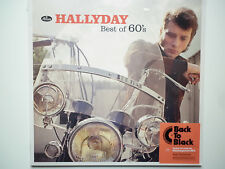 Johnny Hallyday 33Tours vinyle Best of Sixties compilation 2017
