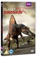 Planet Dinosaur DVD (2011) John Hurt cert PG 2 discs ***NEW*** Amazing Value