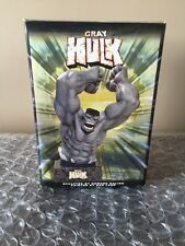 Gray Hulk Statue Bust Statue Dynamic Forces Marvel 2003 Low No 120/1963 NIB