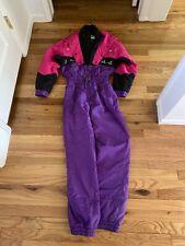 Vintage Fera Ski Suit Womens Size 6