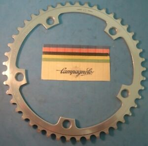 Campagnolo 45T 753/a Super Record Road Chainring-Vintage-5 to 9-Speed-144BCD-VGC