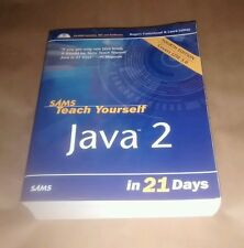 Sams Teach Yourself Java 2 in 21 Days by Laura Lemay, Rogers Cadenhead (Mixed...