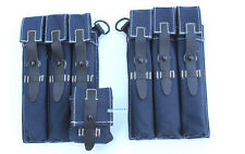 WWII GERMAN WL MP38 MP40 AMMO AMMUNITION MAGAZINE POUCH