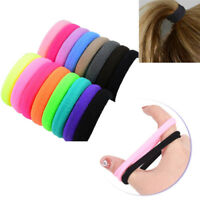 10 PCS Elastic Hair Ties Rubber Band Ropes Ring Scrunchie Women Girl Sweet C ar