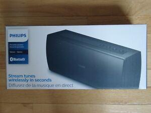 Philips Bt3080b/37 Wireless Bluetooth Stereo Speaker Black
