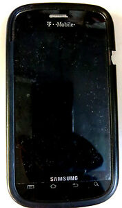 Samsung Galaxy S Blaze SGH-T769 With Protective Case Used Clean IMEI cell phone