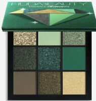 HUDA Beauty Emerald Obsessions Eyeshadow Palette Brand New