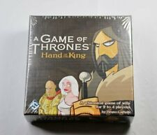 Fantasy Flight 'A Game of Thrones' Hand of the King Card Game New in Box Age 14+