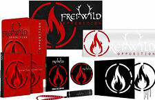 "Frei.wild ""opposition"" 3CD + DVD limited Box-Set NEU Album 2015"
