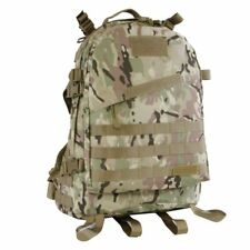 Stealth Army Military Multicam Camo Laptop Bag Molle Tactical Backpack Pack