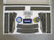 Marklin HO E 5191  EXTENSION  SET -  14 TRAIN TRACKS + CONTROL BOX - NEW