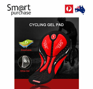 Replacement MTB Cycling Gel Pads for Shorts Underwear Biking Bicycle Silicone x
