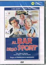 Al Bar dello Sport regia di Massaro, Mara Venier / Lino Banfi / Jerry Calà.