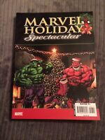 Marvel Comics Holiday Spectacular Magazine #1 Hulk Cover Hard To Find [2009]