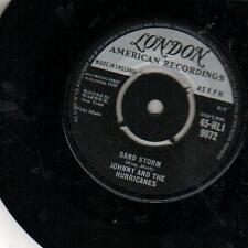 "jukebox 45 single JOHNNY & HURRICANES BEATNIK FLY 7 """