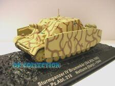 1:72 Carro/Panzer/Tanks/Military STURMPANZER IV BRUMMBAR - Italy 1944 (41)