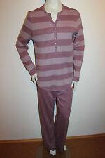 "Triumph Pyjama Schlafanzug ""Winter Beauty PK 30"" Gr.38 rose gestreift Relaxanzug"
