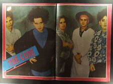 The Cure, Bob Dylan,Torino,Barry Gibb,The Cult,FORD Sierra  mag.RAZEM 28/1989