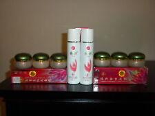 NIB Yiqi Beauty Brightening GREEN CAP, (2 Sets)