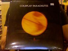 Coldplay Parachutes LP sealed vinyl