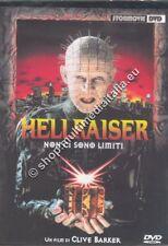 HELLRAISER COLLECTION - SERIE 3 DVD NUOVI!