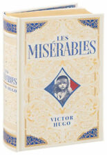 *New LeatherBound* LES MISERABLES by Victor Hugo (2017 Collectible)
