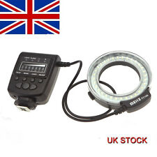 MeiKe FC-100 LED Macro Ring Flash Light for Canon Nikon Olympus Pentax Panasonic