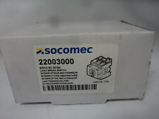 NEW - SOCOMEC 22003000-UL SIRCO M Series disconnect switch - 10 Available ($L10)