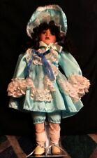 "20"" Beautiful! ~ Victorian ~ Porcelain Doll ~ Figurine"