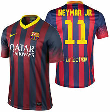 NIKE NEYMAR JR FC BARCELONA HOME JERSEY 2013/14