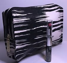 CLINIQUE High Impact Mascara and Different Lipstick 33 Raspberry Glace + Bag