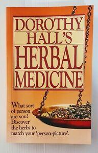 Dorothy Hall's Herbal Medicine RARE BOOK
