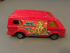 Vintage SZE TOY HONG KONG U.S. Van No. 70 1/2 Space Protector Van