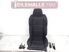 BMW E61 E60 5er Sportsitz Beifahrersitz vorn rechts Stoff Fluid anthrazit SHZ