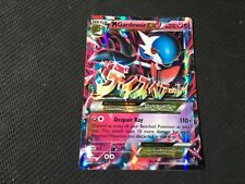 M Gardevoir EX Mega Ultra Rare Holo Pokemon Card Steam Siege 79/114 Fairy