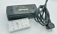 SHARP UADP-0140GEZZ AC Adaptor &  BT-70-SL Battery Pack