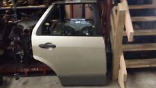 FORD TERRITORY SY TX RIGHT REAR DRIVERS SIDE  DOOR SHELL PC : JV  GOLD