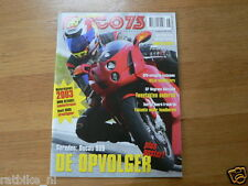M0216-BMW R1150RT,R1200CL.BUELL XB9S,WK SUPERBIKE UK,COVENTRY EAGLE 1934,ZWARTE