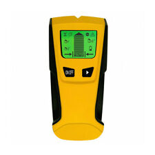 Stud Finder Wall Metal Detector Live AC Wire Scanner Wood Checker LED Display