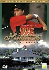 Highlights of The 1997 Masters Tournament DVD