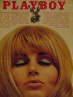 Playboy December 1969 | Gloria Root   #7741