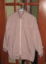 Vintage 1980s Unbranded Nerd Chic Coat Jacket Womens Large Mauve Barb USA
