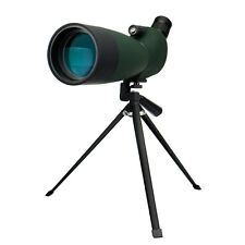 New SVBONY Telescopes Angled 25-75x70mm Zoom Spotting Scope &Tripod Soft Case