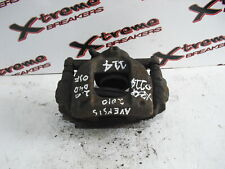 TOYOTA AVENSIS 2009-2012 2.0 D4D CALIPER & CARRIER (FRONT DRIVER SIDE) -XBCP0114