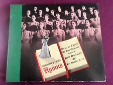 "Hour of Charm All-Girl Orchestra ""Hymns"" 78 RPM 4-Record Columbia (C-72) 1941"