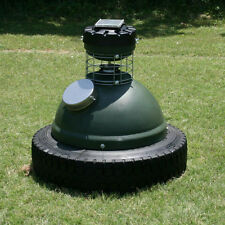 New Capsule Lightweight Durable Construction 250 Pound Capacity Feeder