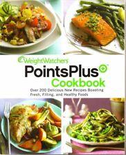 Weight Watchers PointsPlus Cookbook 200 New Recipes Points Plus 2010